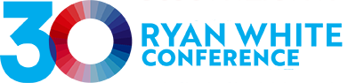 Ryan White Conference logo