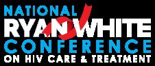 Ryan White Conference logo